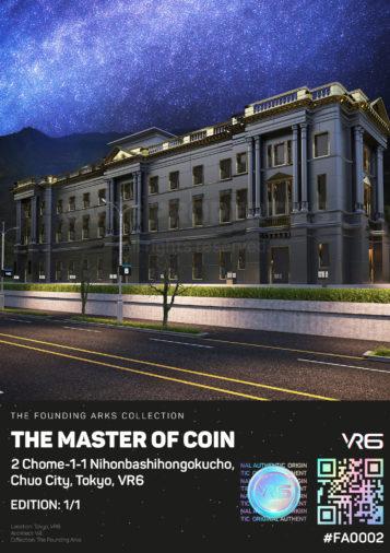 The Master of Coin 2 Chome-1-1 Nihonbashihongokucho, Chuo City, Tokyo