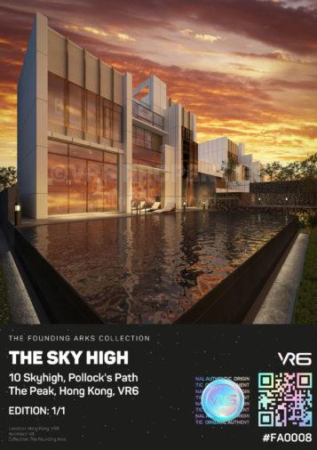 Sky High 10 Skyhigh, Pollock's Path, The Peak, Hong Kong, VR6